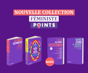 Illustration de l'actualité Nouvelle collection Points Féministe